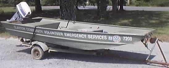 Rescue Boat 7208
